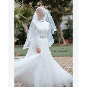 لباس-عروس-کد-۹۰۰۱