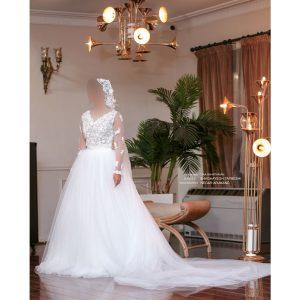 لباس-عروس-کد-۹۰۰۳