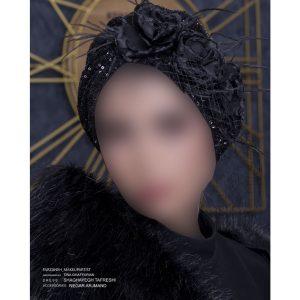 کلاه-حجاب-کد-C27
