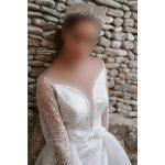 لباس-عروسی-لباس-عقد-کد-۹۰۰۰